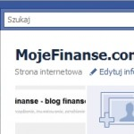 MojeFinanse na Facebooku